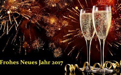 Wszystkiego Najlepszego na nadchodzący Nowy Rok 2017